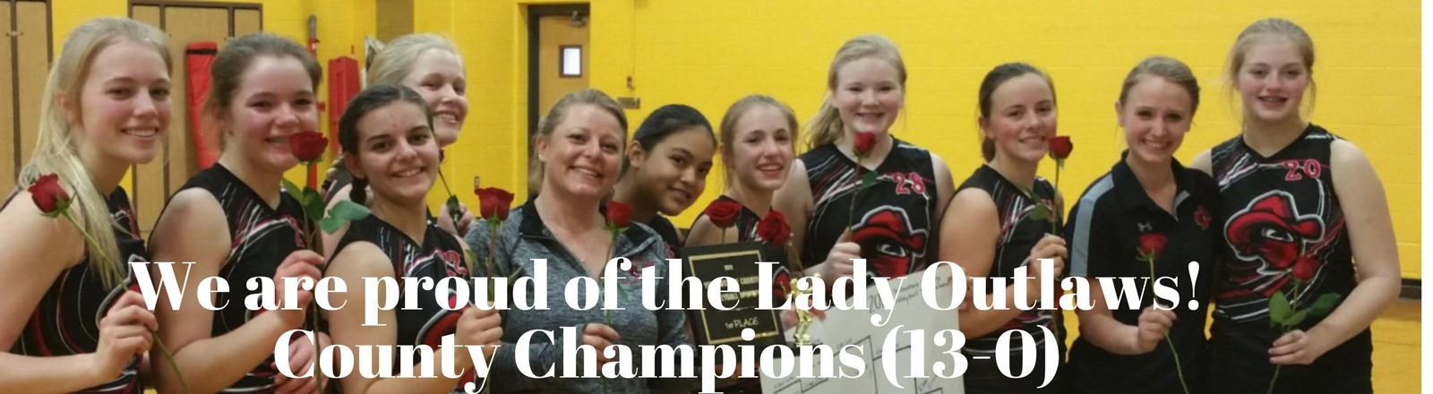 Picture of Lady Outlaws Champions